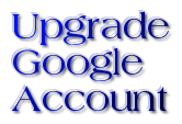 Upgrade Your Google Account image